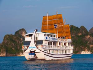下龍格里蘭巡航酒店(Gray Line Halong Cruise)
