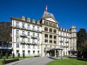 茵特拉根酒店(Interlaken Hotel)