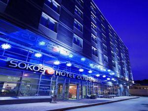 聖彼得堡奧利匹克花園原始索科斯酒店