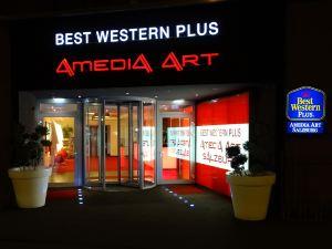 薩爾茨堡貝斯特韋斯特優質愛米迪亞藝術酒店(Best Western Plus Amedia Art Salzburg)