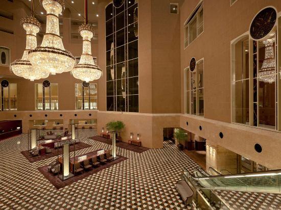 東京凱悦酒店(Hyatt Regency Tokyo)公共區域