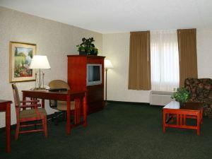 納什維爾俱樂部酒店(Club Hotel Nashville Inn & Suites)