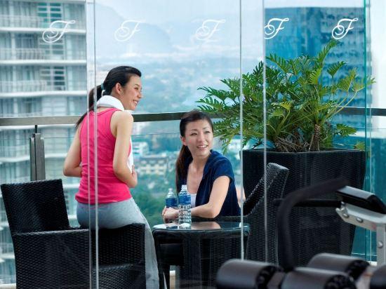 吉隆坡輝盛國際公寓(Fraser Place Kuala Lumpur)餐廳