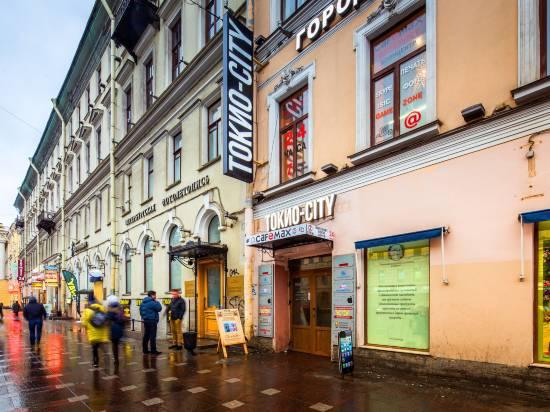 聖彼得堡涅夫斯基中央酒店