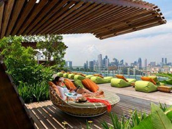 新加坡烏節門真酒店(Hotel Jen Singapore Orchardgateway by Shangri-La)豪華家庭房