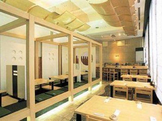 札幌大通Nest酒店(Nest Hotel Sapporo Odori)餐廳