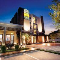 曼谷嚓嚓套房公寓酒店預訂