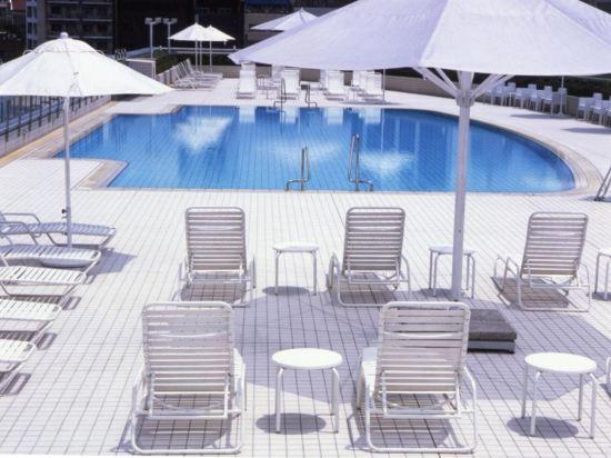 東京巨蛋酒店(Tokyo Dome Hotel)室外游泳池