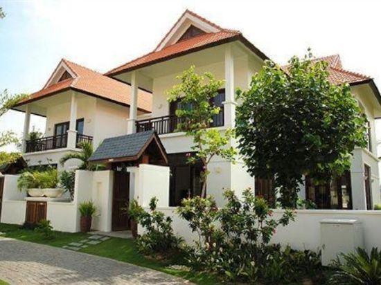 峴港富麗華別墅酒店(Furama Villas Danang)外觀