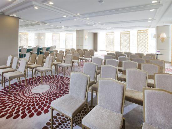 吉隆坡焦賴絲麗酒店(Silka Cheras Kuala Lumpur)會議室