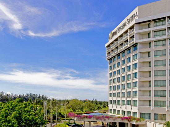 哥打京那巴魯絲綢太平洋酒店(The Pacific Sutera)外觀