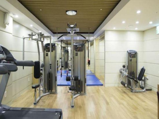首爾貝斯特韋斯特精品花園精品酒店(Best Western Premier Seoul Garden Hotel)健身房