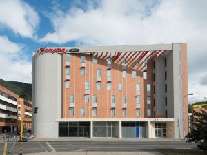 希爾頓歡朋波哥大烏薩昆酒店(Hampton by Hilton Bogota Usaquen)