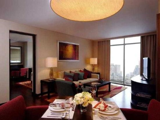 曼谷撒通維斯塔萬豪行政公寓(Sathorn Vista, Bangkok - Marriott Executive Apartments)餐廳