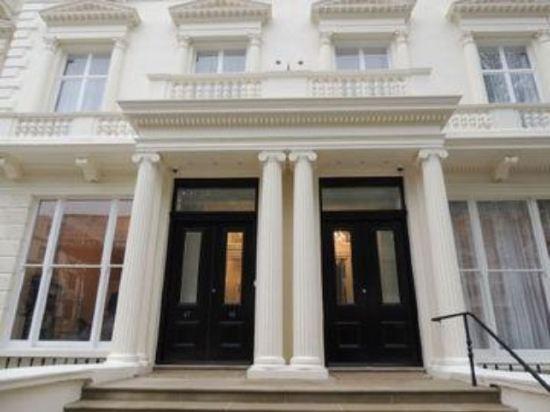 倫敦海德公園精品酒店(London Hyde Park Boutique Hotel)外觀