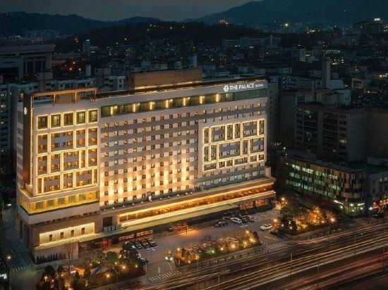首爾喜來登帕拉斯江南酒店(Sheraton Seoul Palace Gangnam Hotel)外觀