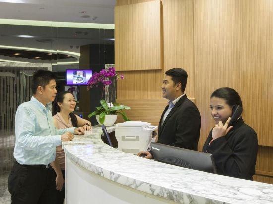 吉隆坡WP酒店(WP Hotel Kuala Lumpur)公共區域