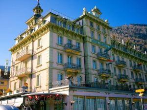 因特拉肯大陸中央酒店(Hotel Central Continental Interlaken)