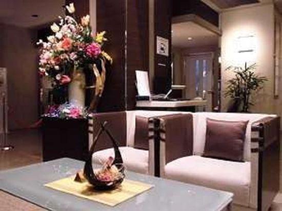 名古屋伏見勃朗峯酒店(Nagoya Fushimi Mont-Blanc Hotel)公共區域