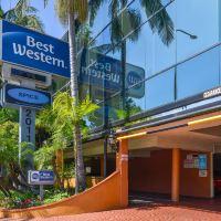洛杉磯貝斯特韋斯特好萊塢廣場酒店酒店預訂