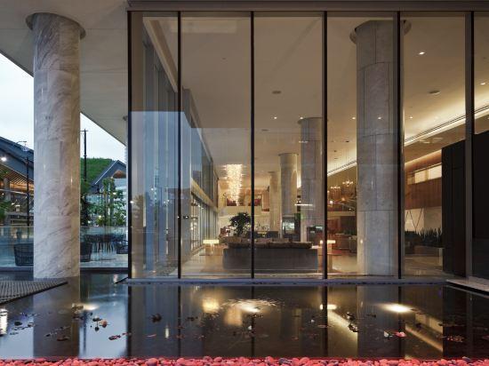 費爾蒙特環太平洋酒店(Fairmont Pacific Rim)外觀