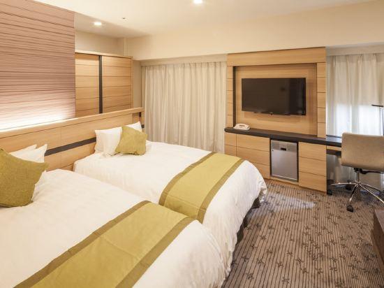 札幌ANA皇冠假日酒店(ANA CROWNE PLAZA SAPPORO)舒適雙床房
