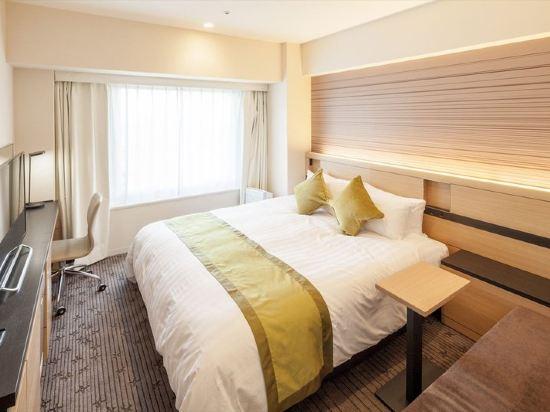 札幌ANA皇冠假日酒店(ANA CROWNE PLAZA SAPPORO)舒適大床房