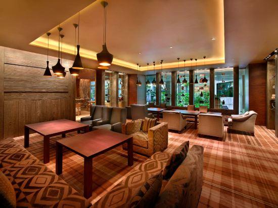 新加坡君悦酒店(Grand Hyatt Singapore)酒吧