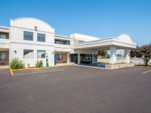 鹽湖城中心6號汽車旅館(Motel 6 Salt Lake City - Central)