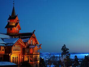 斯堪的克霍門科倫公園酒店