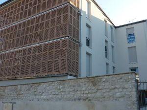 老盯公寓酒店(Résidence Hôtelière Laudine)