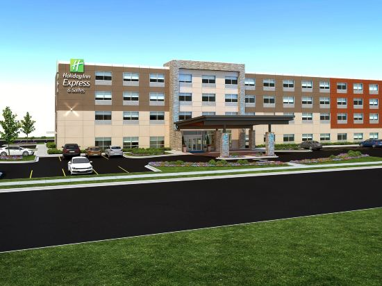 Holiday Inn Express Suites Siloam Springs