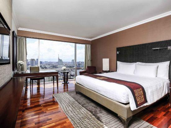 曼谷鉑爾曼G酒店(Pullman Bangkok Hotel G)尊貴豪華房