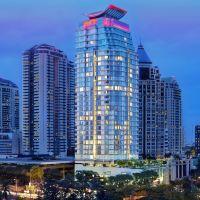 曼谷撒通維斯塔萬豪行政公寓酒店預訂