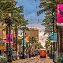 新奧爾良希爾頓河景酒店(Hilton New Orleans Riverside)
