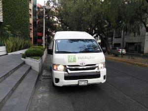 墨西哥城 - 貿易中心假日酒店(Holiday Inn Mexico City - Trade Center)