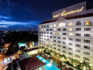 胡志明市貴都酒店(Hotel Equatorial Ho Chi Minh City)
