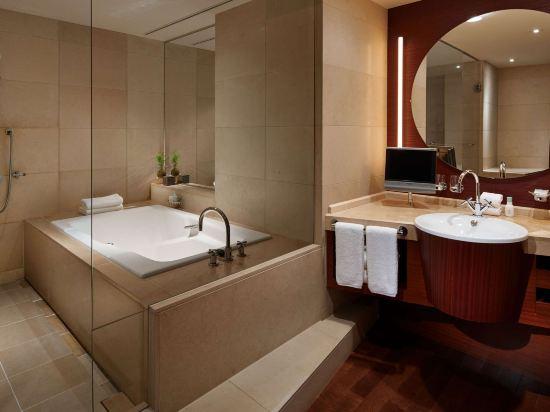 東京君悅酒店(Grand Hyatt Tokyo)君悅行政雙床套房