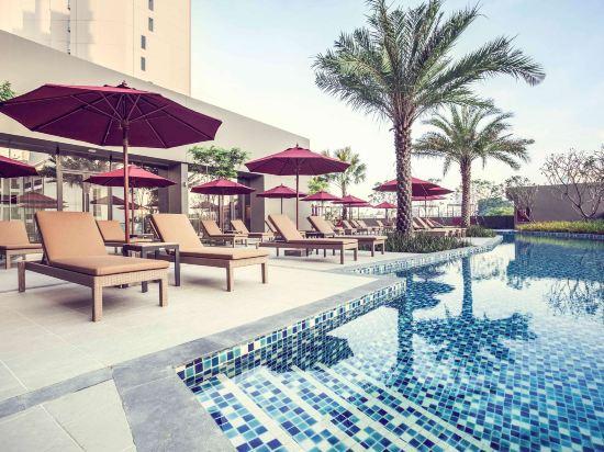 芭堤雅海洋度假美居酒店(Mercure Pattaya Ocean Resort)室外游泳池
