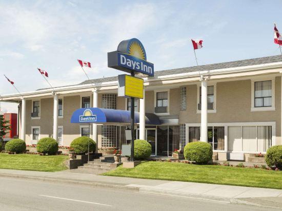 温德姆華麥德龍戴斯酒店(Days Inn by Wyndham Vancouver Metro)外觀