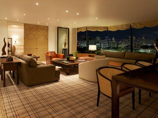 曼谷愛侶灣君悅酒店(Grand Hyatt Erawan Bangkok)尊尚套房