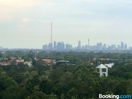 City View Apartment Sydney Olympic Park