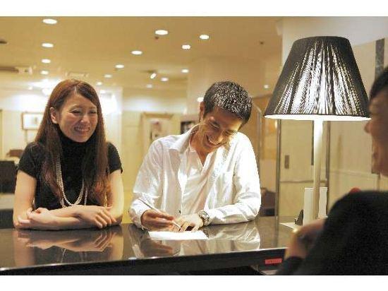 名古屋貝斯特韋斯特酒店(Best Western Hotel Nagoya)公共區域