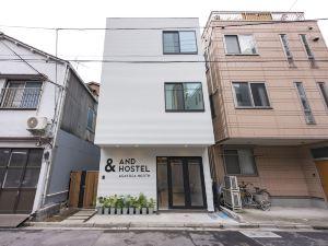東京淺草北&AND青年旅館(&AND HOSTEL ASAKUSA NORTH)
