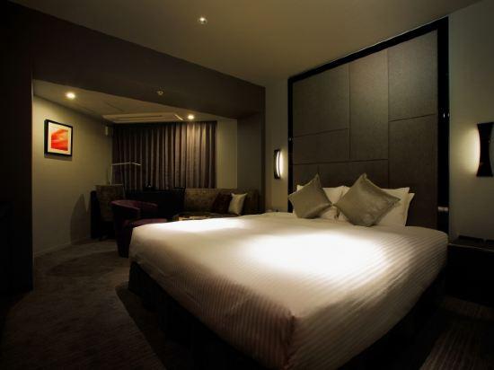 名古屋可信白河酒店(Hotel Trusty Nagoya Shirakawa)豪華大床房
