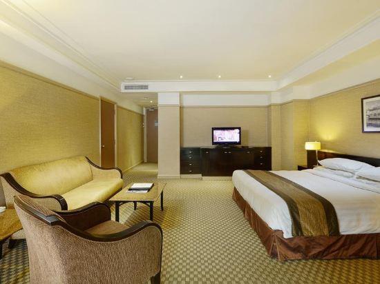 太平洋麗晶套房酒店(Pacific Regency Hotel Suites)豪華套房