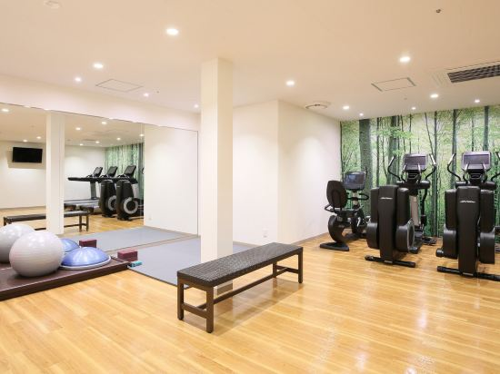 札幌ANA皇冠假日酒店(ANA CROWNE PLAZA SAPPORO)健身房