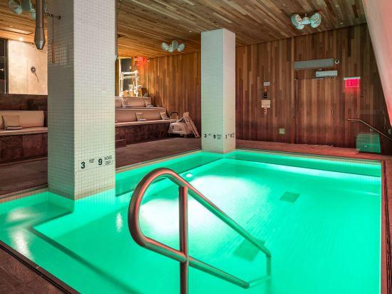 紐約優雅精品室友酒店(Room Mate Grace Boutique Hotel New York)室內游泳池