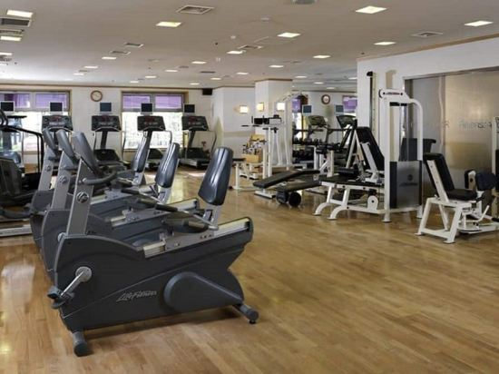 首爾大使鉑爾曼酒店(Grand Ambassador Seoul Associated Pullman)健身房