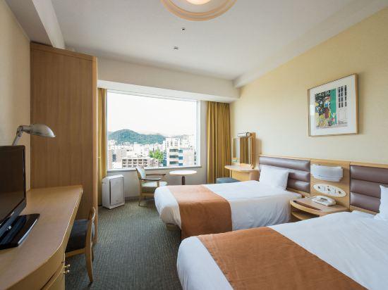 札幌王子酒店(Sapporo Prince Hotel)標準房